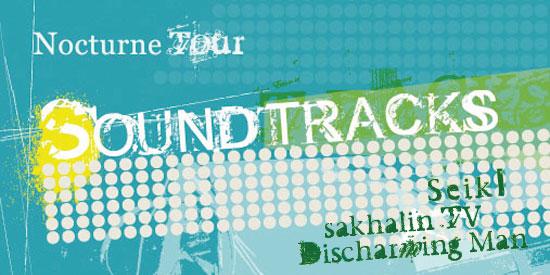 Nocturne Tour Sound Tracks
