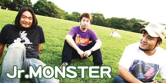 Jr.MONSTER