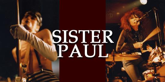SISTER PAUL