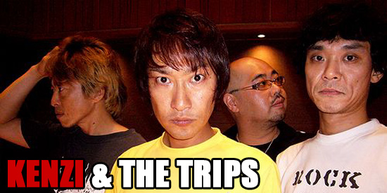 KENZI&THE TRIPS