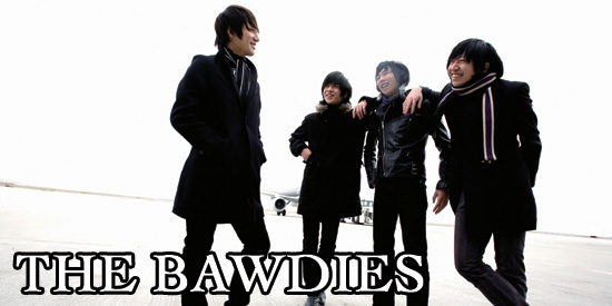 THE BAWDIES