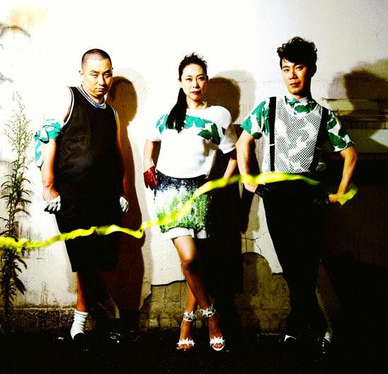 吉本興業presents 藤井隆、RG、椿鬼奴の洋楽ステージ「Like a Record